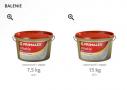 Primalex Plastik - interiérová reliéfna farba