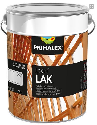 Primalex LODNÝ lak - lak do vlhkého prostredia