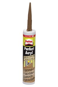Tmel Pattex Parket Acryl - parketový tmel