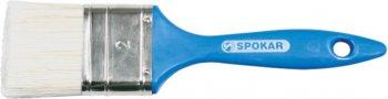 Štetec plochý 81320 Akryl - modrý