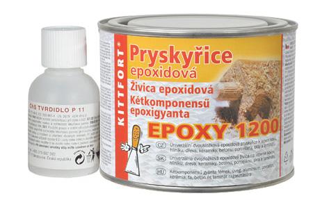 Živica CHS Epoxy 1200 - živica na lepenie a tmelenie