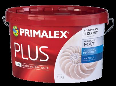 Primalex Plus - interiérová farba