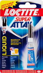 Loctite Super Attak Liquid 3g