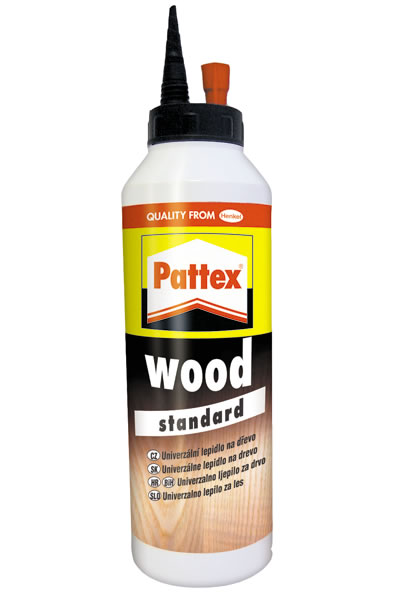 Lepidlo Pattex Wood Standard