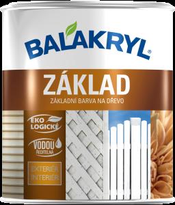 Farba Balakryl Základ drevo - základná farba na drevo