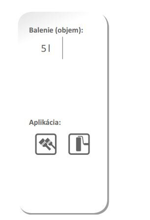 Penetrácia Primalex silikátová