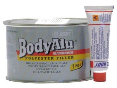 Tmel Body Alu PES s hliníkom