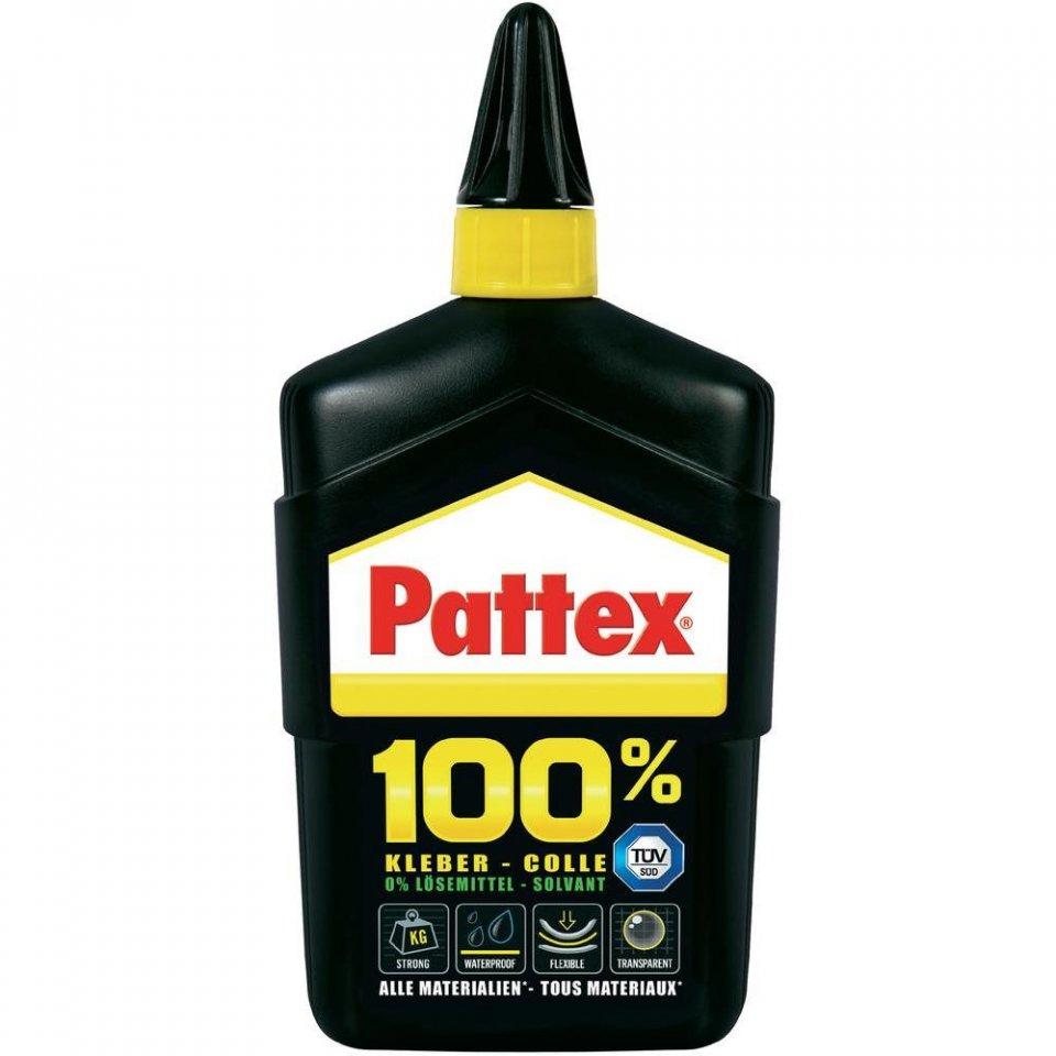 Lepidlo Pattex 100% - lepidlo na každý účel