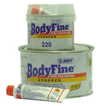 Tmel Body Fine PES jemný