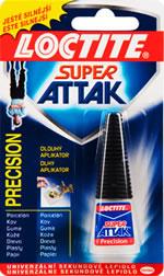Loctite Super Attak Precision 5g 8 g