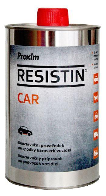 Náter Rezistin CAR - na podvozky áut