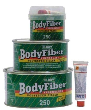 Tmel BodyFiber PES sklo vlákno