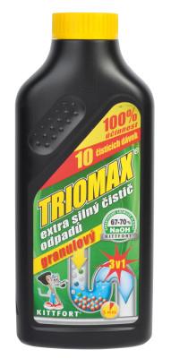 Čistič Triomax odpadov 450g+10%zdarma
