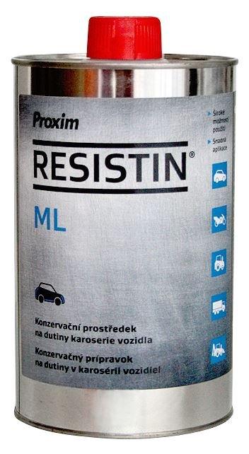 Náter Rezistin ML - na dutiny áut
