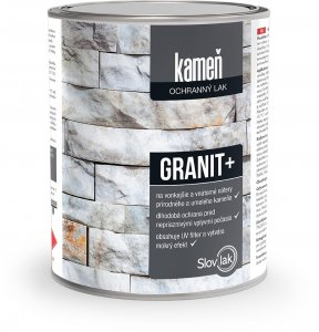 Lak Granit + - lak na kameň