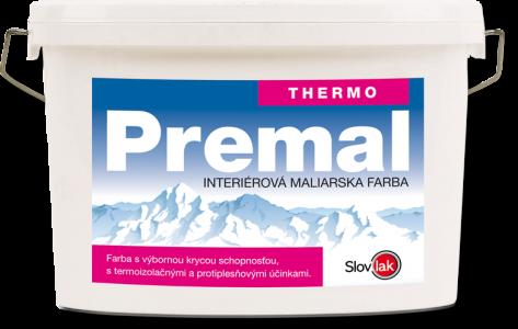 Farba Premio Thermo - tepelnoizolačná farba