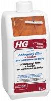 HG Ochranný film s leskom na parketové podlahy