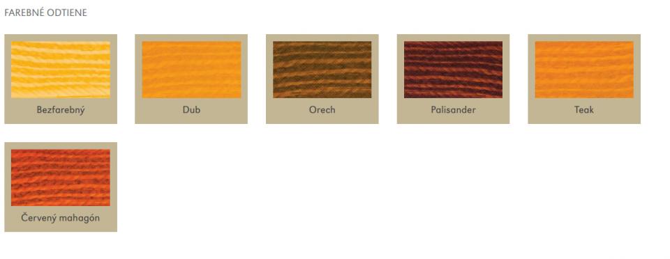 BONDEX Decking Oil - ochranný syntetický olej na pochôdzne plochy