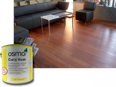 OSMO Čistý vosk - prírodný vosk na drevo