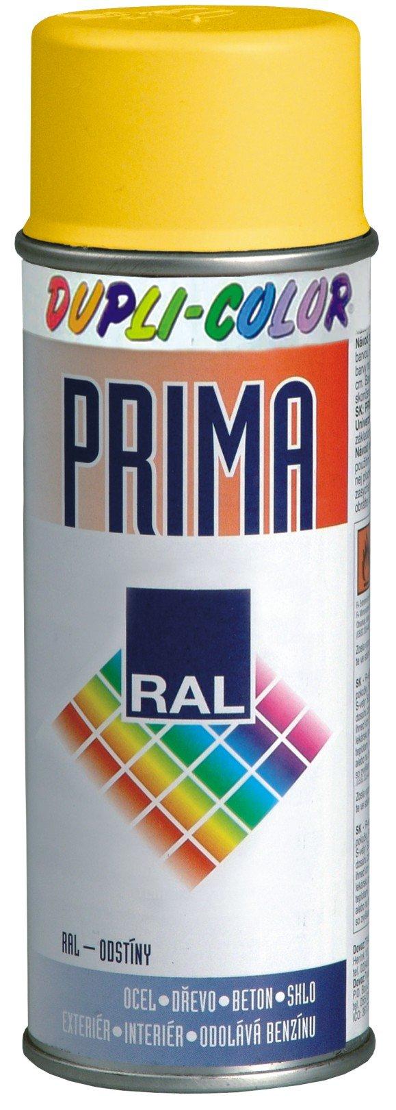 PRIMA - farba v spreji (kov, drevo, betón...)