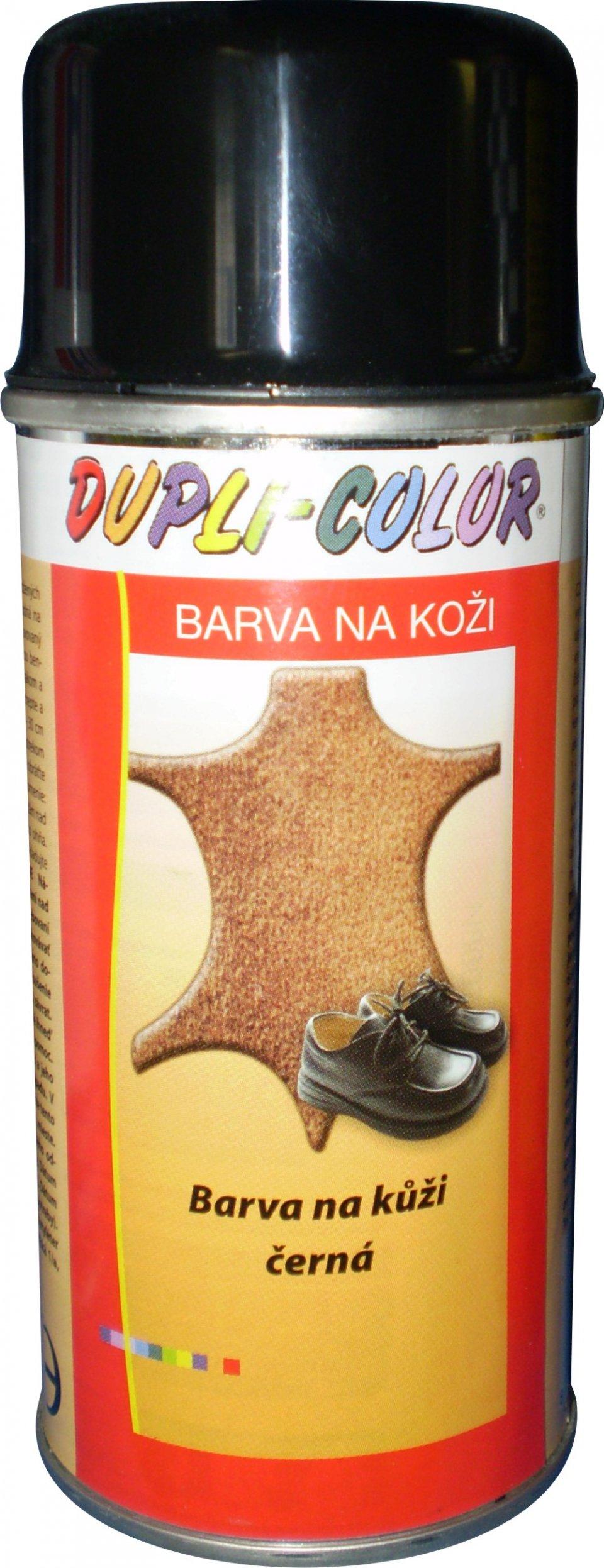 Farba v spreji na kožu