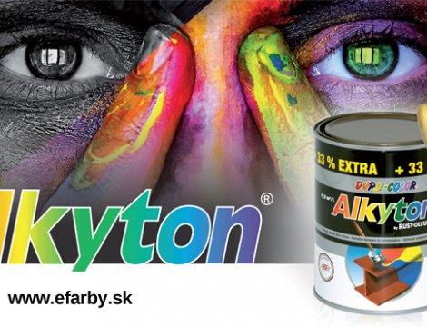 Recenzia: Alkyton - farba 2v1 na hrdzu