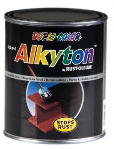 Alkyton / Combicolor- kováčska farba na kov