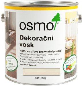 OSMO Dekoračný vosk transparentný
