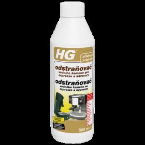HG Odstraňovač vodného kameňa na presso a kávovary