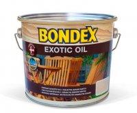 BONDEX Exotic Oil - Olej na drevo a záhradný nábytok
