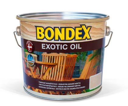 BONDEX Exotic Oil - Olej na drevo a záhradný nábytok 0,75 l