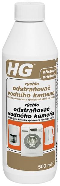 HG Rýchlo-odstraňovač vodného kameňa 0,5 l 174