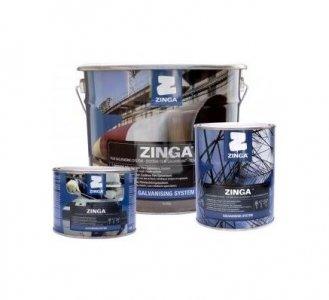 Zinga - farba na galvanizáciu za studena