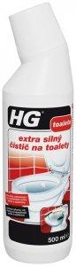 HG Extra silný čistič toaliet