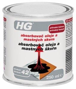 HG Absorbovač oleja a mastných škvŕn
