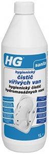 HG Hygienický čistič hydromasážnych vaní