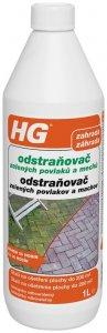 HG Odstraňovač zelených povlakov a machu