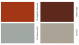 NOXYDE PEGARUST - farba na oceľ, pozink v jednej vrstve