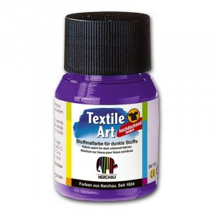 NER Farba na tmavý textil - zažehlovacia