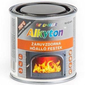 ALKYTON žiaruvzdorný 750°C - farba odolná vysokým teplotám