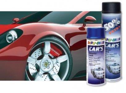 CARS Chrómový sprej