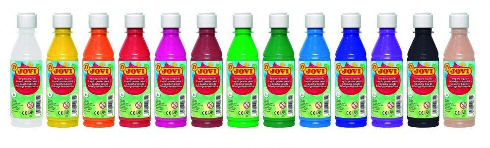 JOVI PREMIUM - Temperové farby vo fľaši
