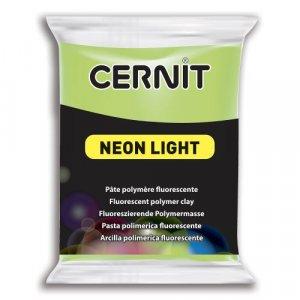 CERNIT NEON LIGHT - Polymérová hmota s neónovým vzhľadom
