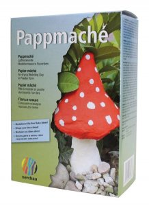NER Pappmaché - Modelovacia hmota s obsahom papierovej drte