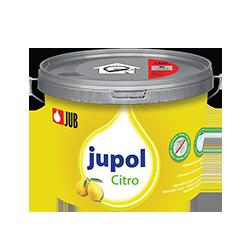 JUPOL CITRO - protiplesňová farba s vôňou citrónu