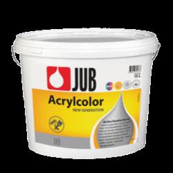 ACRYLCOLOR - akrylátová fasádna farba