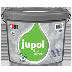 JUPOL BIO SILICATE - antialergická vnútorná farba na steny biela 5 l = 7,75 kg