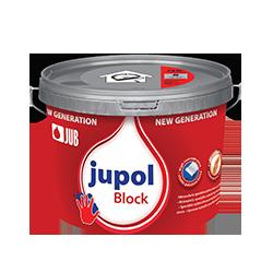 JUPOL BLOCK NEW GENERATION - špeciálna farba na blokovanie fľakov