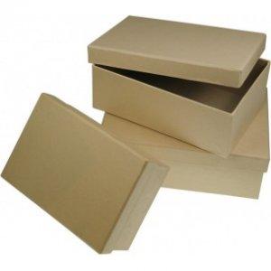 MEYCO - Obdlžníkový box z preglejky