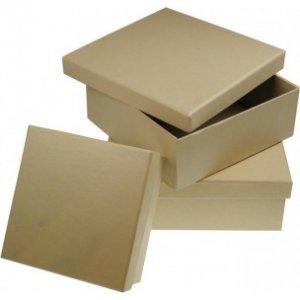 MEYCO - Štvorcový box z kartónu